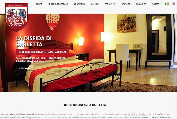 La Disfida di Barletta Web Site 2015