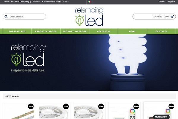 Relamping Led eShop