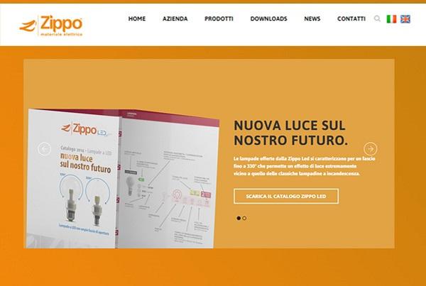 Zippo Website 2016